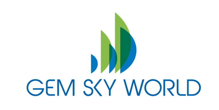 Logo Gem Sky World