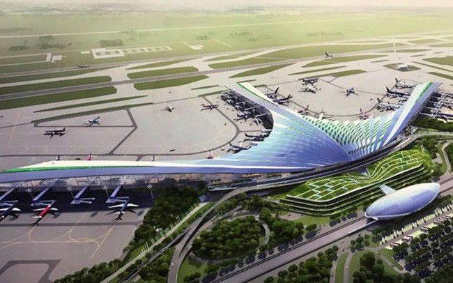 Sân bay Long Thành - Hồ sơ điều chỉnh, bổ sung quy hoạch chi tiết xây dựng khu chức năng 1/500
